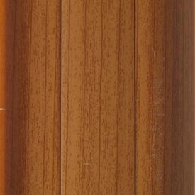 Плинтус пластиковый с кабель-каналом Вишня Темная 244