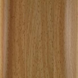 Плинтус пластиковый с кабель-каналом Бук Светлый 233