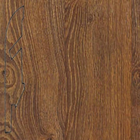 Плинтус доска дуба натурального старинного 1381 (037)