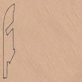 Плинтус Версаль белый промасленный 1248