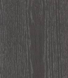 Плинтус ламинированный  Дуб Верден черный 645
