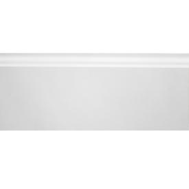 Плинтус Английский белый 110 мм