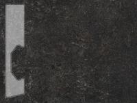 Плинтус Бельгийский синий камень антрацит 70644