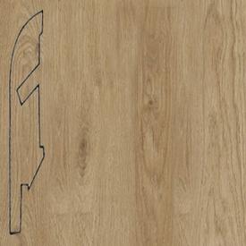 Плинтус доска дуба белого светлая 1491
