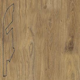 Плинтус доска дуба белого натур 1493