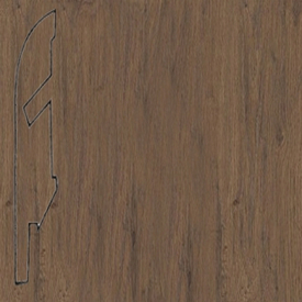 Плинтус Дуб белый коричневый 1429