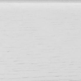 Плинтус шпонированный Дуб White Stone