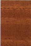 Плинтус шпонированный Махагон