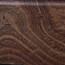 Плинтус L520 Орех шоколадный