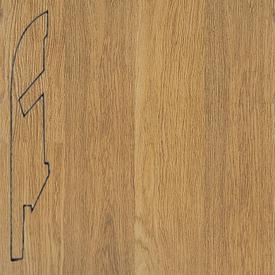 Плинтус доска натурального  дуба лакированная 1284