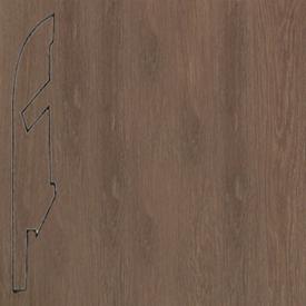 Плинтус доска дуба темного традиционного 1386