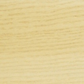 Плинтус шпонированный Ясень белый светлый лак