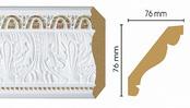 Потолочный плинтус (карниз) T115002