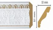 Потолочный плинтус (карниз) T115004