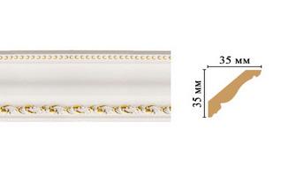 Потолочный плинтус (карниз) T54001