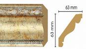 Потолочный плинтус (карниз) T553002