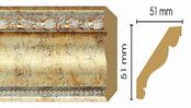 Потолочный плинтус (карниз) T553003