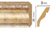 Потолочный плинтус (карниз) T553004