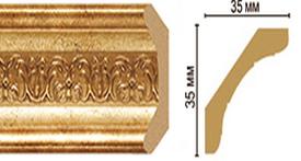 Потолочный плинтус (карниз) T126004