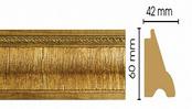 Цветной плинтус напольный T4017