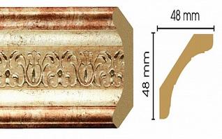 Потолочный плинтус (карниз) T127003