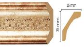 Потолочный плинтус (карниз) T127014