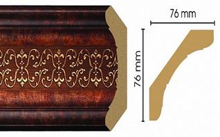 Потолочный плинтус (карниз)  T767001