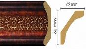 Потолочный плинтус (карниз) T767002