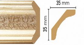 Потолочный плинтус (карниз) T281004
