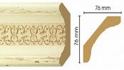 Потолочный плинтус (карниз) T1028001
