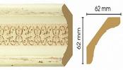 Потолочный плинтус (карниз) T1028002