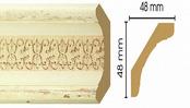 Потолочный плинтус (карниз) T1028003