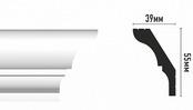 Плинтус потолочный DM05