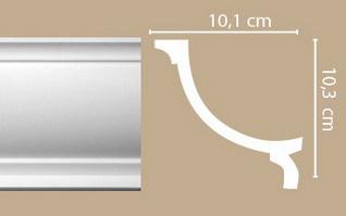 Потолочный профиль AR08