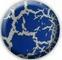 """Краска """"Синий""""  с эффектом трещин - финишное покрытие KE05"""
