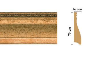 Цветной плинтус T58021