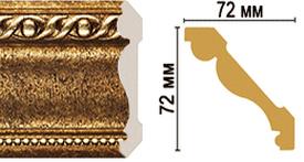 Цветной карниз T43001