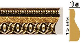 Цветной молдинг T43009