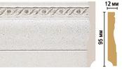 Цветной напольный плинтус T42004