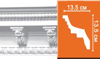 Плинтус потолочный с рисунком A108