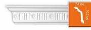Плинтус потолочный с рисунком A033