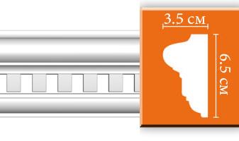 Молдинг с орнаментом E044