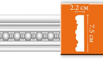 Молдинг с орнаментом E046