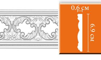Молдинг с орнаментом E047