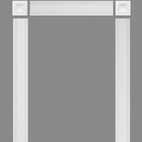 Оформление дверных проемов и ступеней