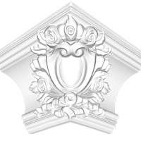 Потолочные профили комбинированные с литыми углами