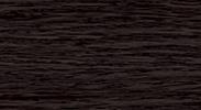 Плинтус пластиковый с кабель-каналом Венге Черный 302