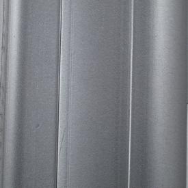 Плинтус пластиковый с кабель-каналом Металлик 081
