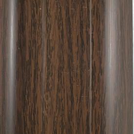 Плинтус пластиковый с кабель-каналом Каштан 351