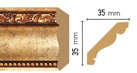 Потолочный плинтус (карниз) T552004